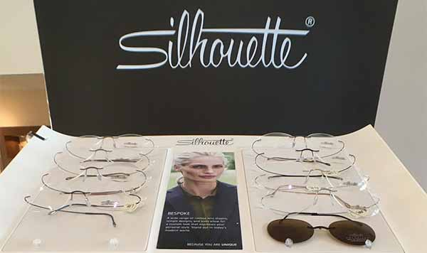 Coastal Skin & Eye Institute we proudly offer Silhouette frames